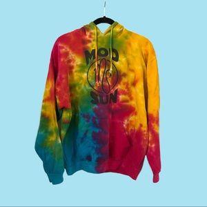 Tops - Mod Sun Tie-Dye Hoodie